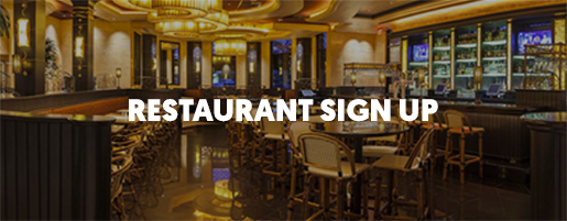 Restaurant Sign Up
